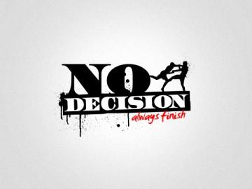 No Decision MMA