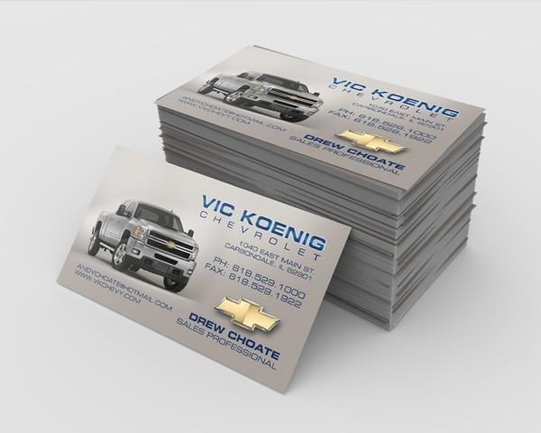 Vic Koenig Chevrolet Ps Ink