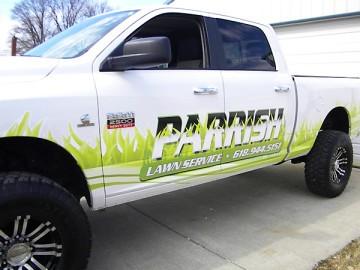 Parrish Lawn Service
