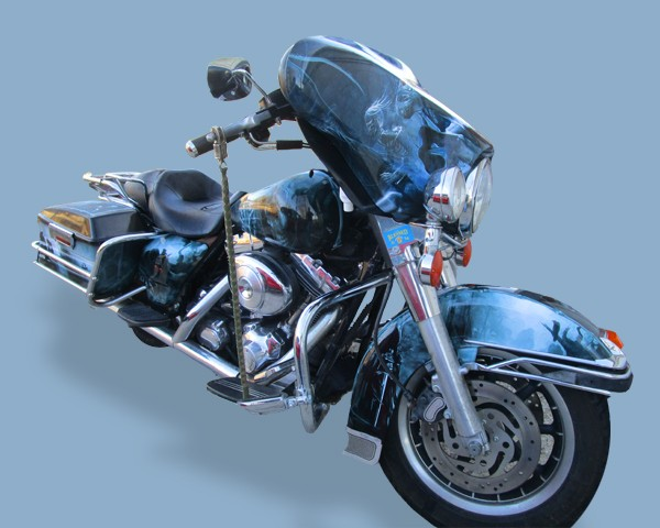 Motorcycle Wrap Printing Solutions In Marion Il