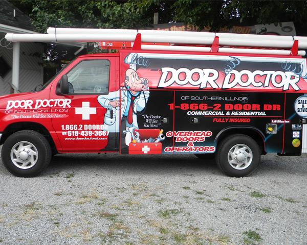 & Door Doctor u2013 PS Ink