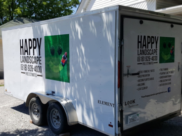 Happy Landscaping